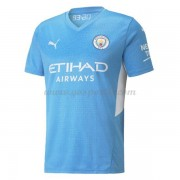 maillot de foot Premier League Manchester City 2017-18 maillot domicile..